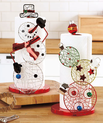 Holiday-Paper-Towel-Holder