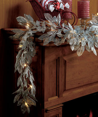 Winter-garland