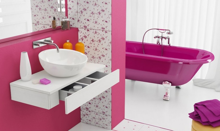 Decorating your bathroom on a budget the do 39 s and don 39 ts Accent wall do s and don ts