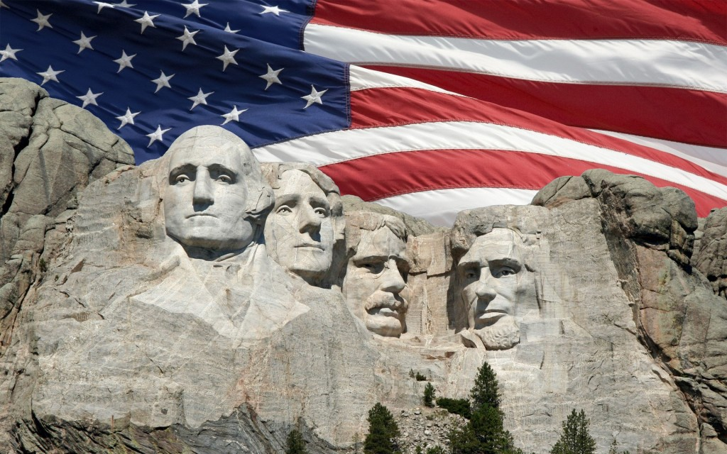 Presidents_Day_rushmore flag