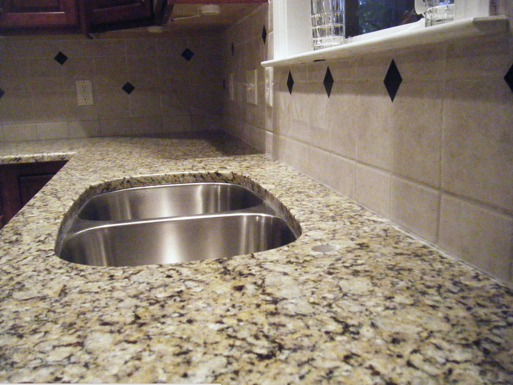 Do It Yourself Kitchens How To Install Your Own Granite Countertop