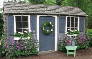 Shed-Flower-boxes