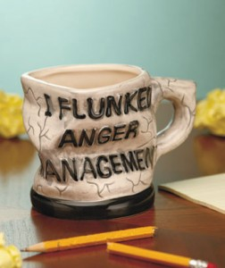 novelty mug anger management