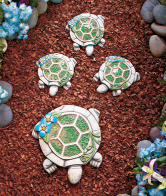 turtle-stepping-stones