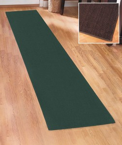 Put an end to your search for those hard-to-find Extra-Long Nonslip Floor Runners.