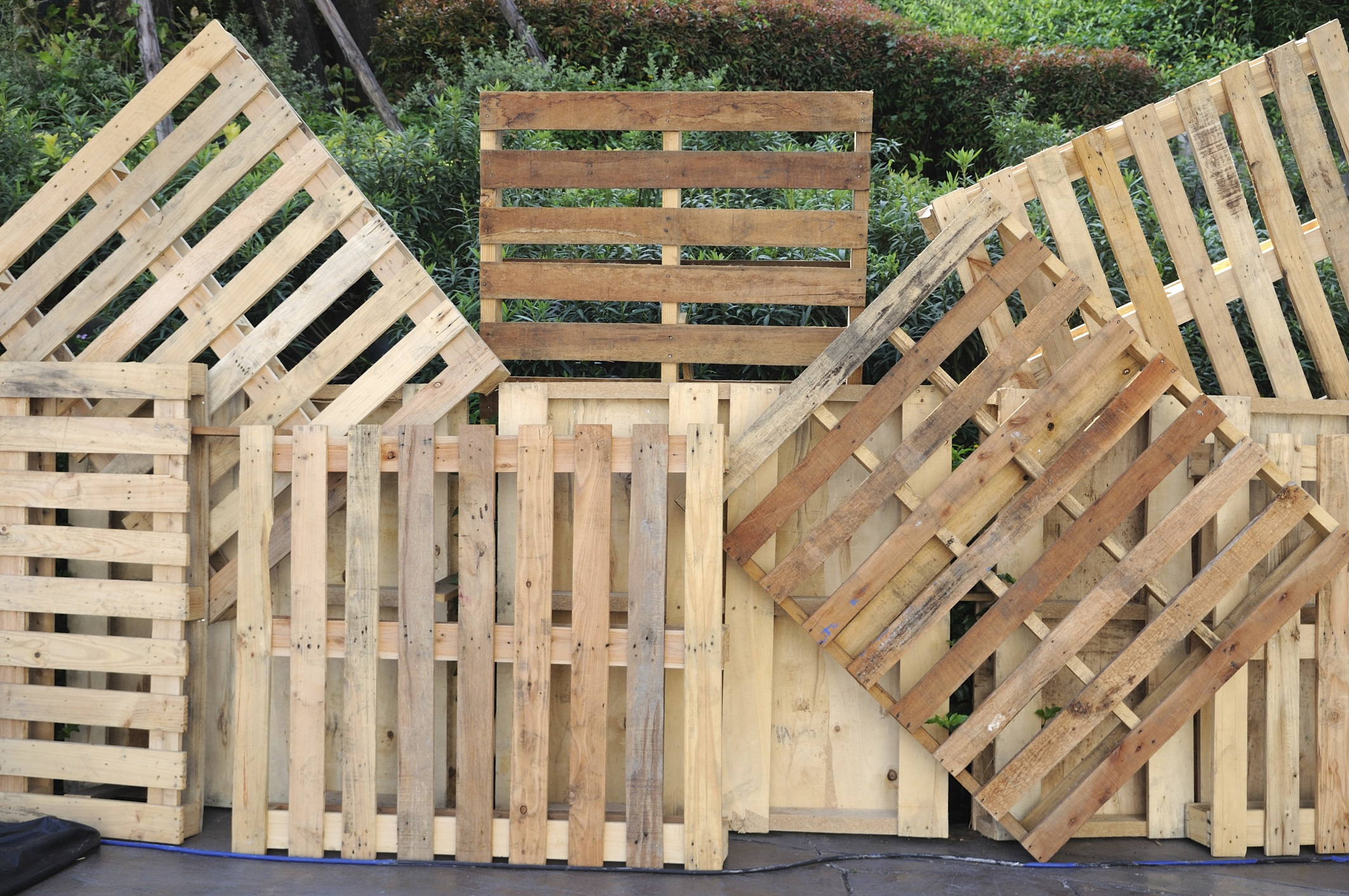 Guide to Upcycling Wooden Pallets | LTD Commodities