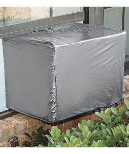 Air conditioners are expensive...do not let fall and winter conditions destroy them! These covers, designed to fit most window or central air units, prevent snow, ice and dirt from collecting and causing the compressor housing to rust.