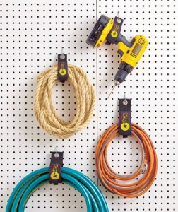 Set of 4 Wrap It Heavy-Duty Storage Straps is great for holding pipes, tubes, extension cords and more.