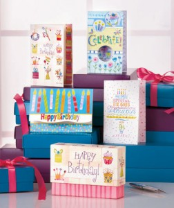 48-Pc. Boxed Greeting Card Set is an upscale card collection for a fraction of the price you'd expect to pay.