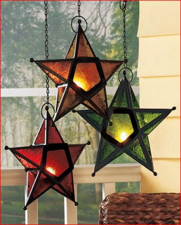 star-candleholders