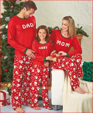 LTD-Personalized-Family-pajamas