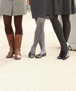 Our 3-Pair Assorted Fleece-Lined Tights are comfortable and fashionable.