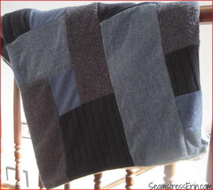 sweater-blanket