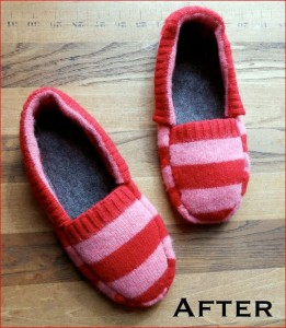 sweater-slippers