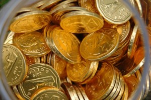 Chocolate-Gold-Coin