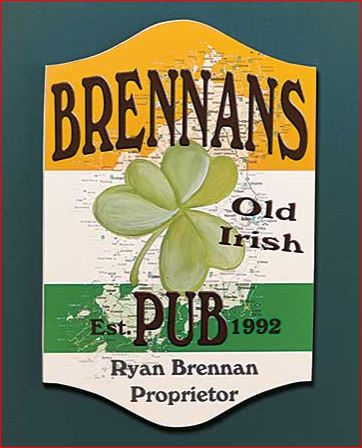 Personalized-Irish-Plaques