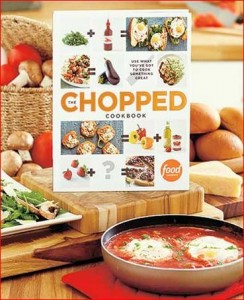 Chopped-cookbook
