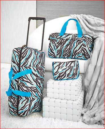 Animal-print-luggage
