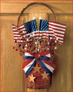 patriotic-basket