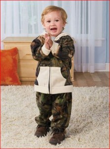 camo-fleece-set