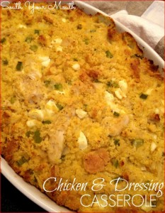 chicken-dressing