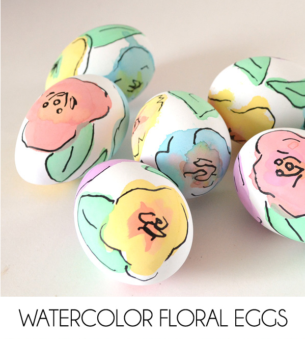 water-color-easter-eggs