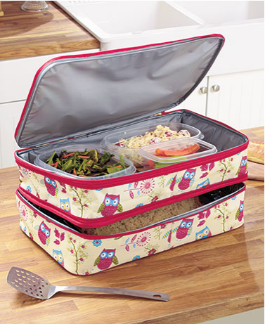 Expandable-Hot-Cold-Food-Carriers