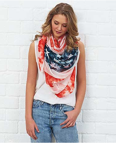 oversized-patriotic-fashion-scarf
