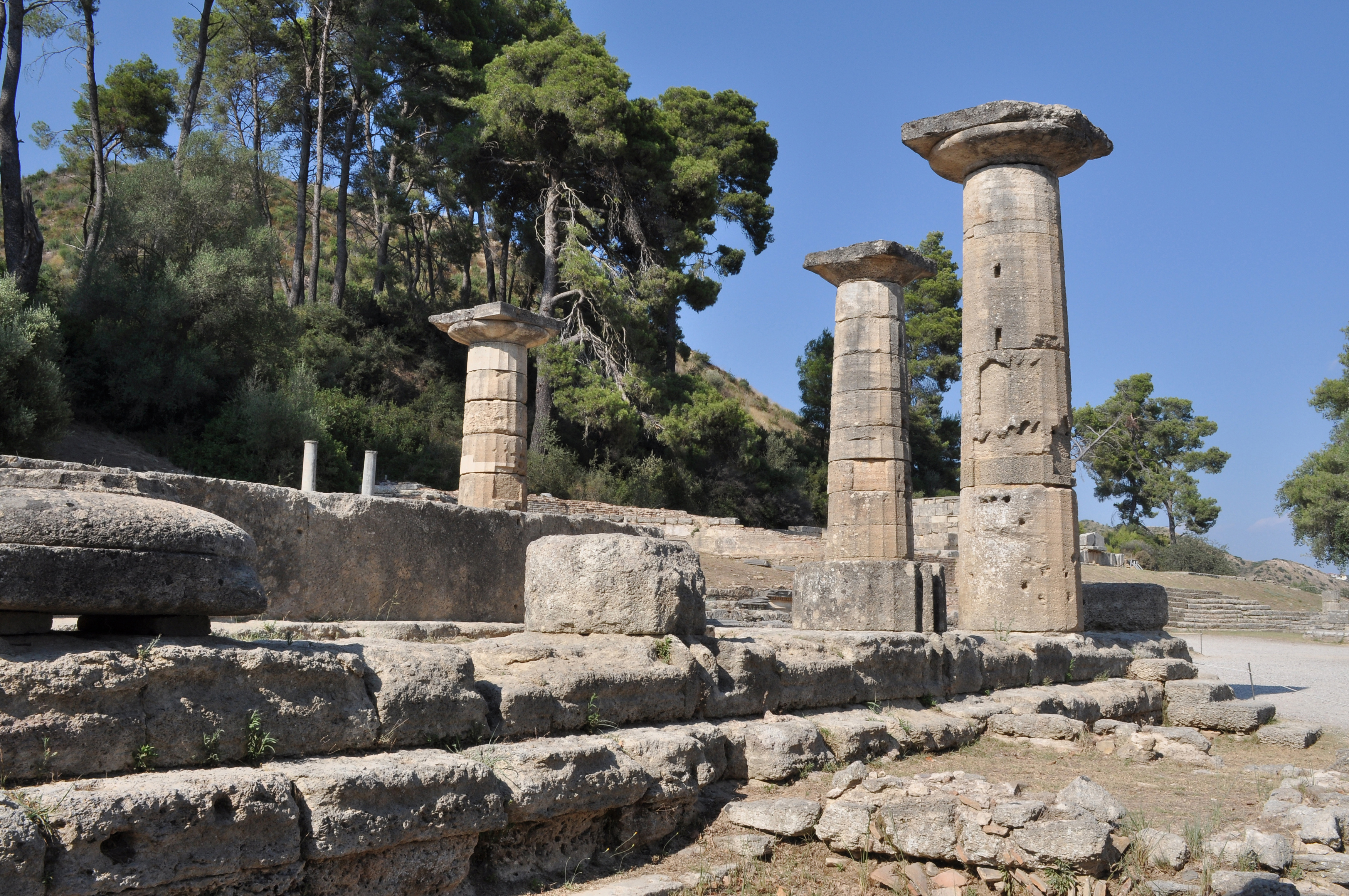 temple-hera-olympia-greece
