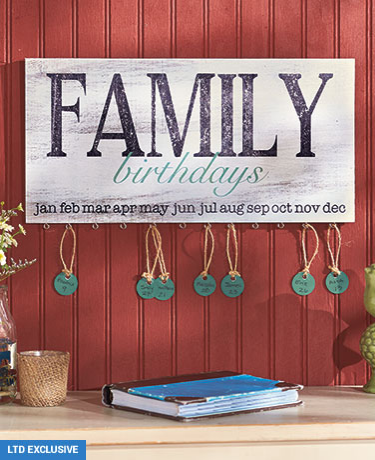 family-birthdays-plaque
