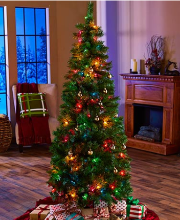 6-foot-pre-lit-pop-up-Christmas-trees