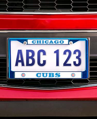 cubs-license-plate-frames