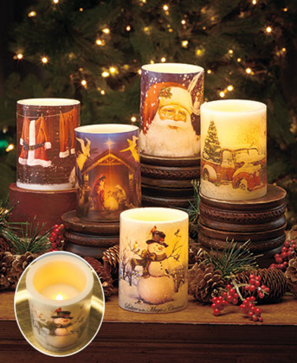 holiday-LED-candles