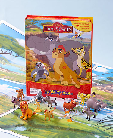 licensed-book-and-figure-sets