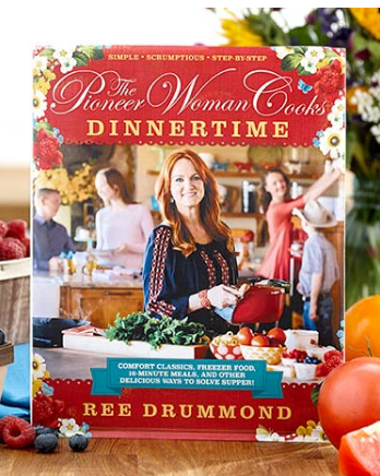 the-pioneer-woman-dinnertime-cookbook