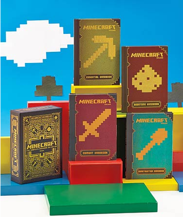 minecraft-4-book-box-set