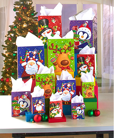28-piece-holiday-gift-bag-set