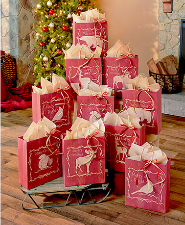 holiday-northwood-krafts-gift-bag-sets