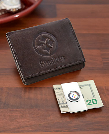 nfl-wallet-and-money-clip-set