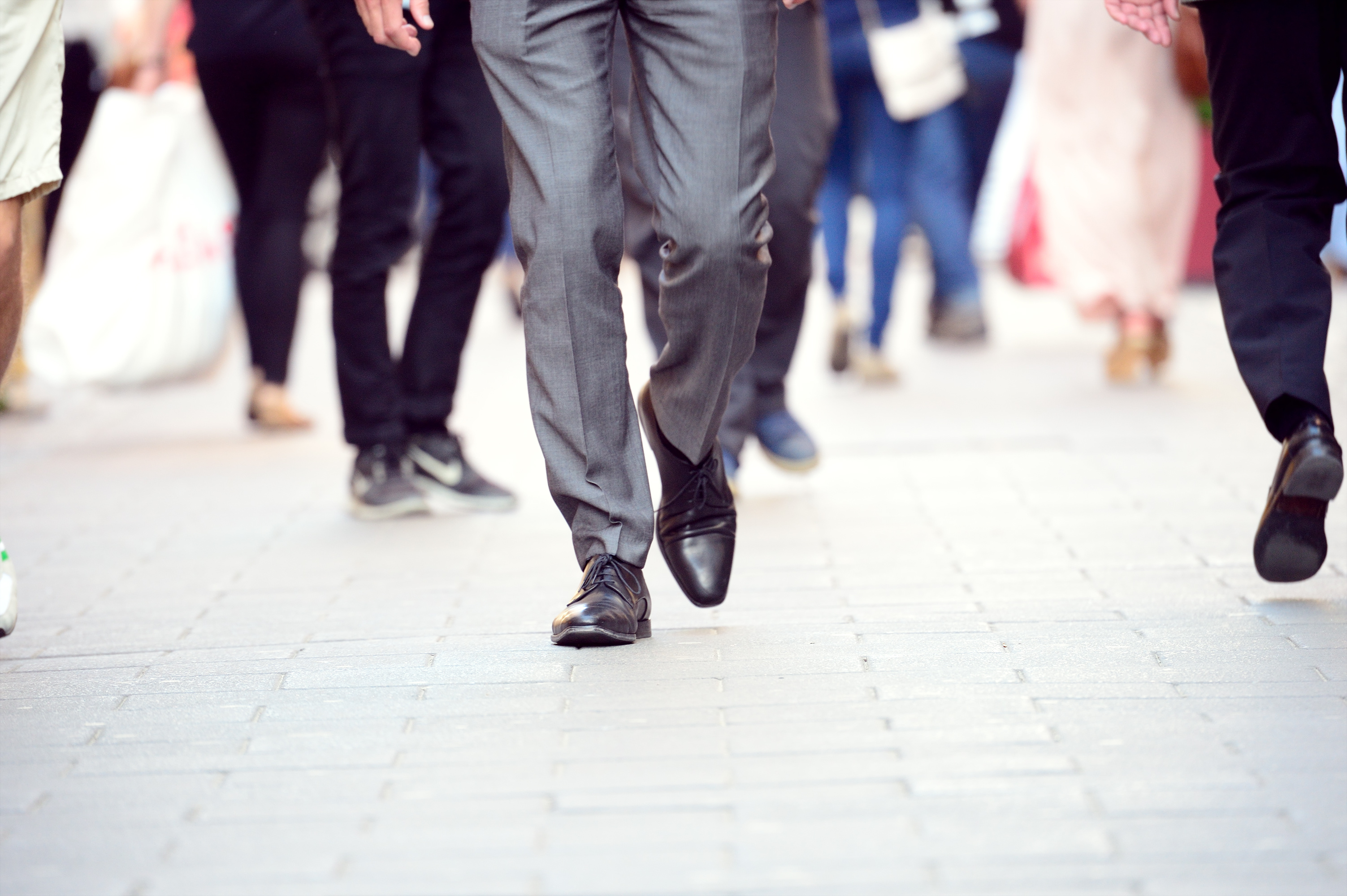 Healthy Living: The Benefits of Walking at Work