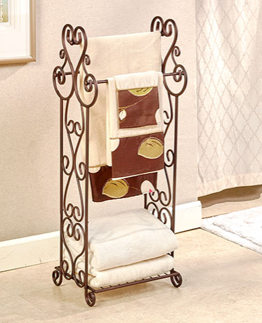 Decorative Towel Stands