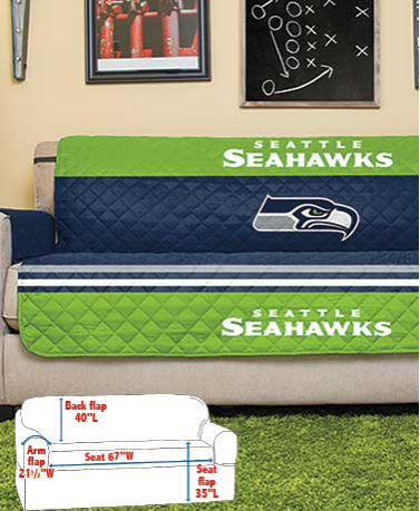 NFL Sofa Covers