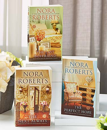 Nora Roberts 3-Book Set