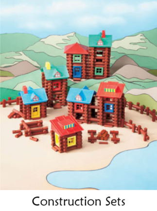 Christmas Gift Ideas for Kids - Construction Ssets