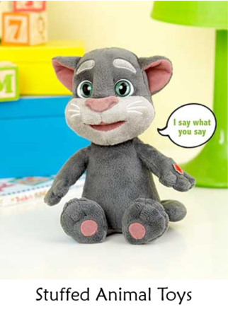 Christmas Gift ideas for Kids - Stuffed Animal Toys
