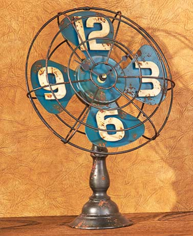 Industrial-Fan-Table-Clocks