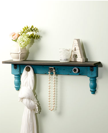 Vintage-Wall-Shelves-with-Hooks