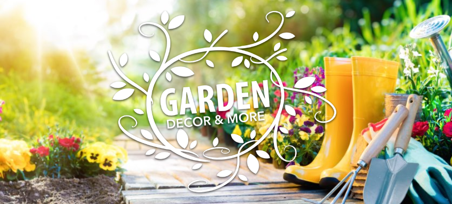 Shop Garden Decor & More
