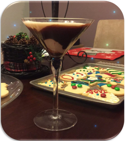 Holiday Martini