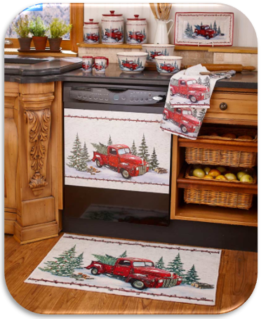Vintage Country Kitchen Collection